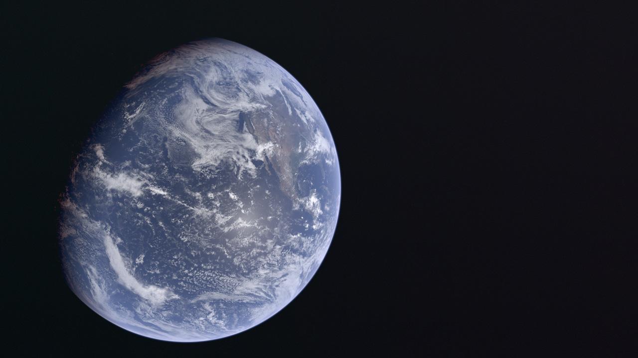 A Photorealistic Earth
