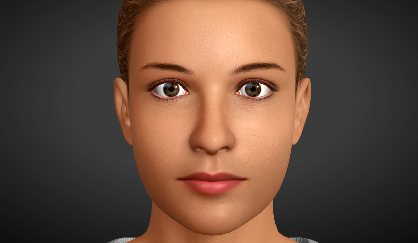 Determining the Characteristics of Preferred Virtual Faces Using an Avatar Generator
