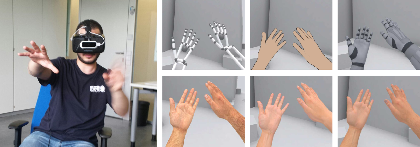 """These are not my hands!"": Effect of Gender on the Perception of Avatar Hands in Virtual Reality"