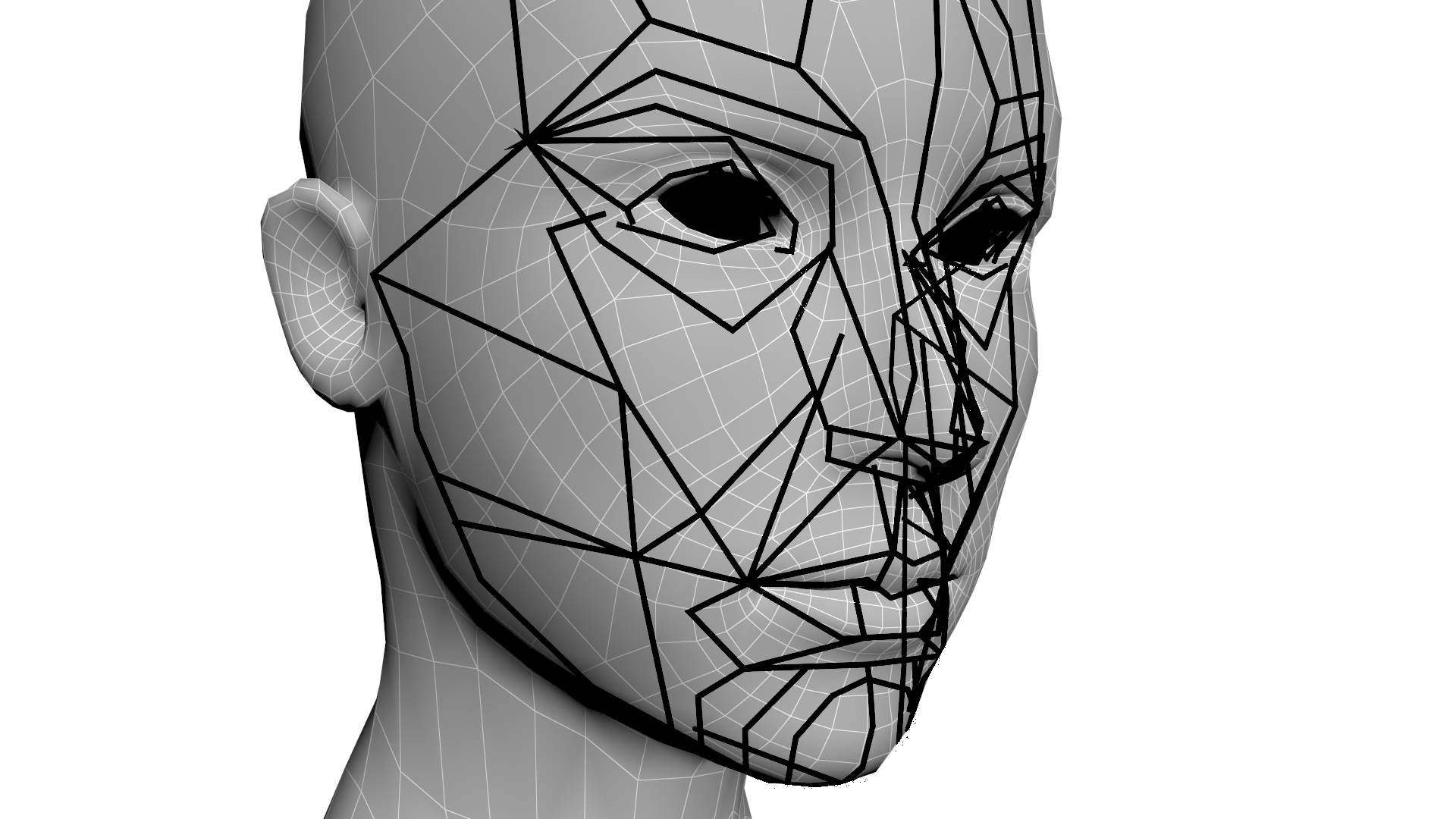 The golden ratio in 3d human face modeling valentin schwind figure ccuart Image collections